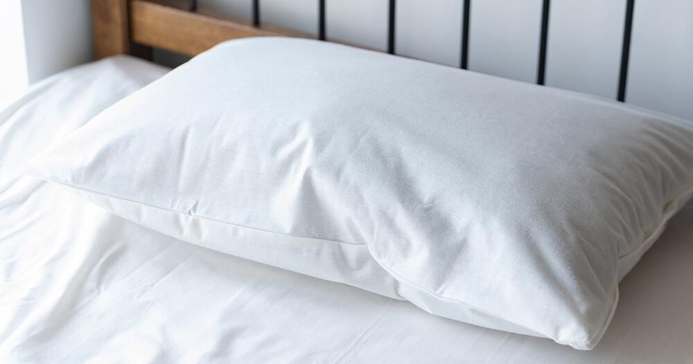 毎日つかう枕を洗いたい!洗濯方法と汚れ予防方法
