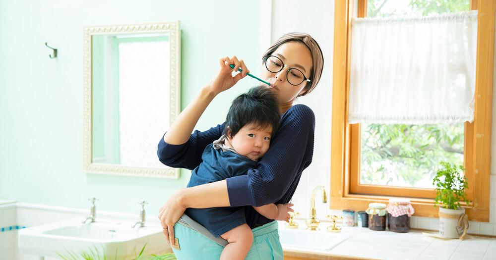 産後ママは栄養不足!?体力回復や母乳育児のためのレシピを提案するアプリ