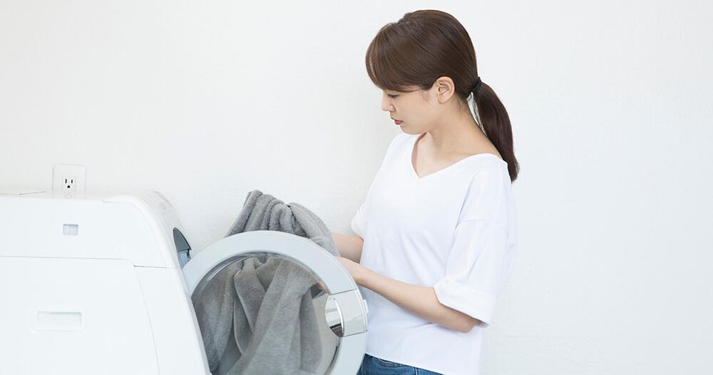 ドラム式洗濯機の掃除のコツ!カビ・ホコリをキレイに