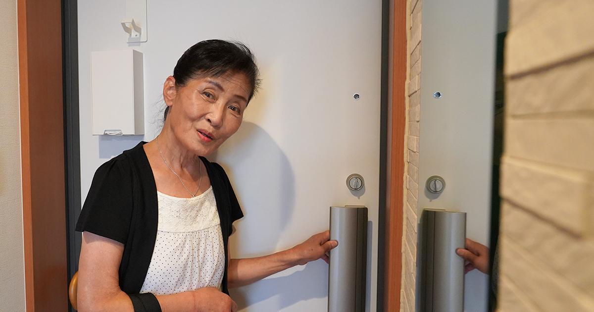 「気になる!シニアテックマンション™のお部屋が見たい」東京かあさんがルームツアー